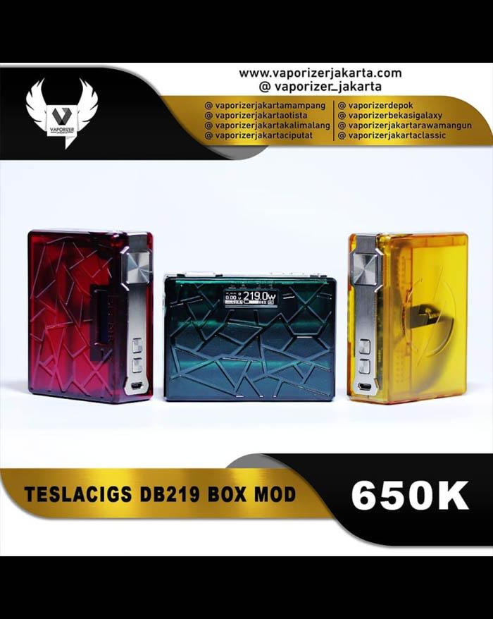 Jual Teslacigs Db219 219w Tc Mod Vape Harga Murah Jakarta